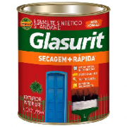 TINTA GLASURIT ESM FOSCO PRETO 0,9L 3695