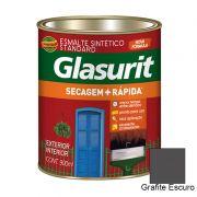 TINTA GLASURIT ESMALTE FOSCO GRAFITE ESCURO 900ML