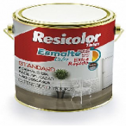 TINTA RESIC ESM COLOR PRETO T4