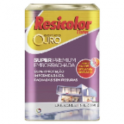TINTA RESICOLOR OURO EMBORRACHADA BRANCO 5505 T50