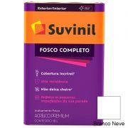 TINTA SUVINIL ACRILICO FOSCO BRANCO NEVE 18L