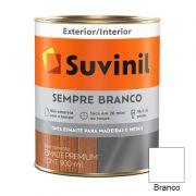 TINTA SUVINIL ESMALTE BRILHO SEMPRE BRANCO 3,6L
