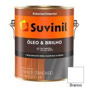 TINTA SUVINIL ESMALTE ÓLEO E BRILHO BRANCO 3,6L 4587