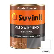 TINTA SUVINIL ÓLEO E BRILHO BRANCO 900ML