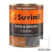TINTA SUVINIL ÓLEO E BRILHO BRANCO GELO 900ML