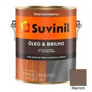 TINTA SUVINIL ÓLEO E BRILHO MARROM 3,6L 6442