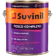 TINTA SUVINIL ACRÍLICO FOSCO BRANCO NEVE 3,6L 8916