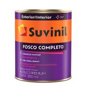 TINTA SUVINIL ACRÍLICO FOSCO COMPLETO BASE B2 3,2L