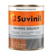 TINTA SUVINIL ESMALTE SINTÉTICO BRILHANTE BRANCO 900ML