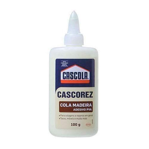 COLA CASCOREZ P MADEIRA 250GR 1406905