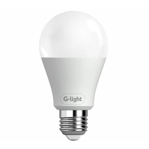 LAMPADA LED BULBO 9W A60 E-27 G-LIGHT 6500K