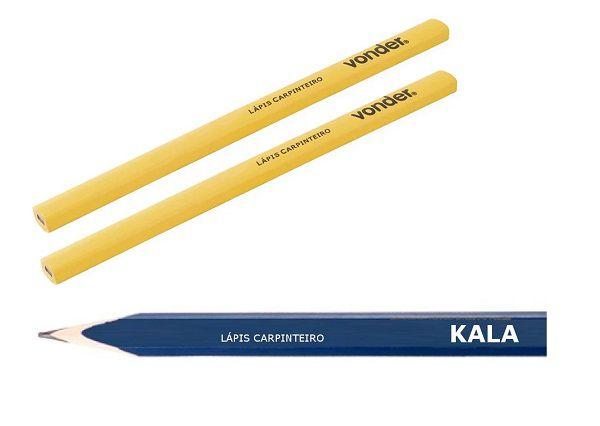 LAPIS CARPINTEIRO  KALA/VONDER