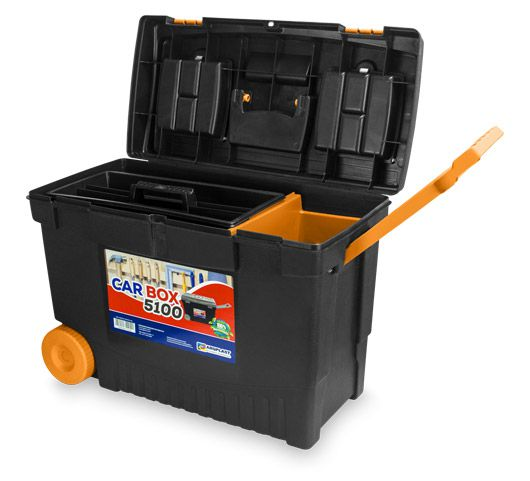 MALETA CAR BOX 5100  23  ARQP 25371PM