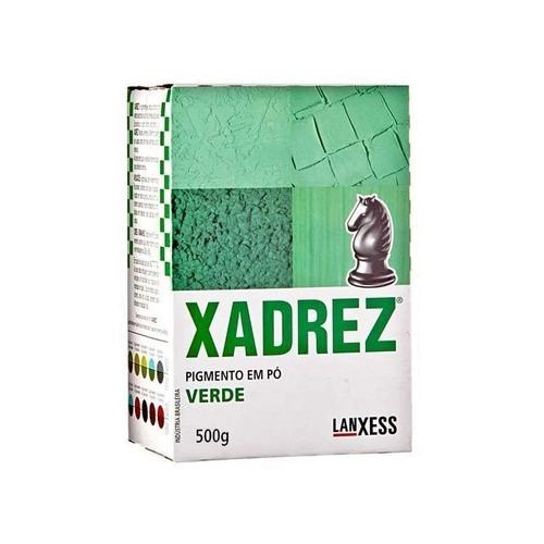 PIGMENTO XADREZ VERDE 500G