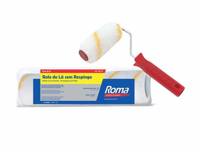 ROLO S/RESPINGO S/CABO 23CM ROMA 822/23