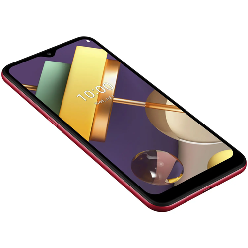 SMARTPHONE LG K22+ RED