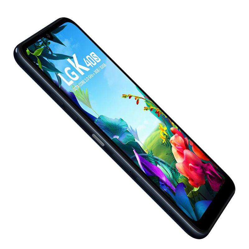 SMARTPHONE LG K40S PRETO