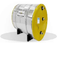 TANQUE BOILER BAIXA PRESSAO 300LT INOX 304 TERMOMAX