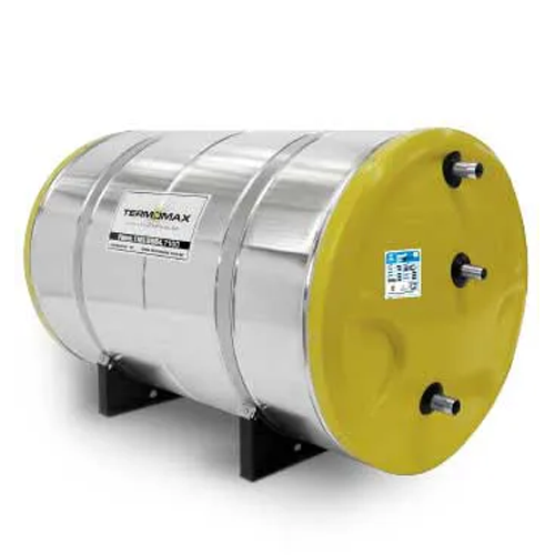 TANQUE BOILER BAIXA PRESSAO 300LT INOX 316 TERMOMAX