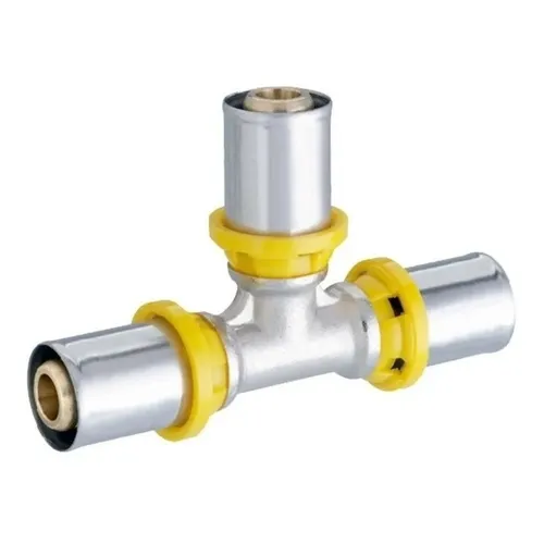 TE GAS P/TUBO PEX DN16 MM REF 97643 AMANCO