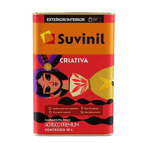 TINTA CRIATIVA B A2 0,8L SUVINIL 5802