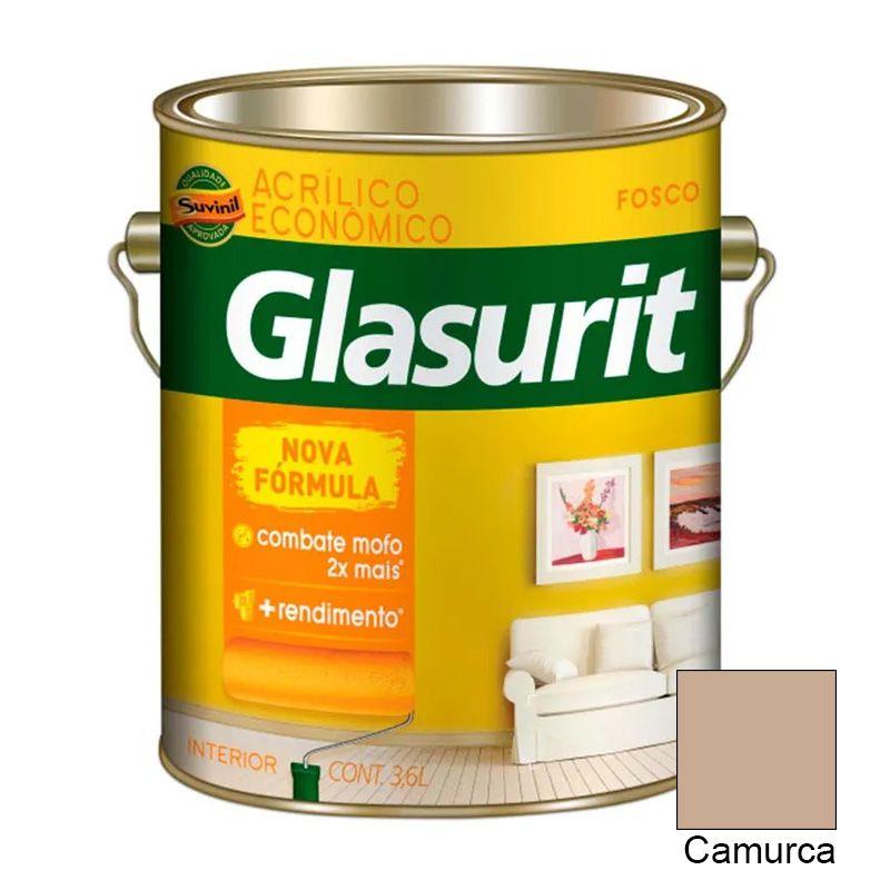TINTA GLASURIT ESMALTE BRILHANTE CAMURCA 3,6L