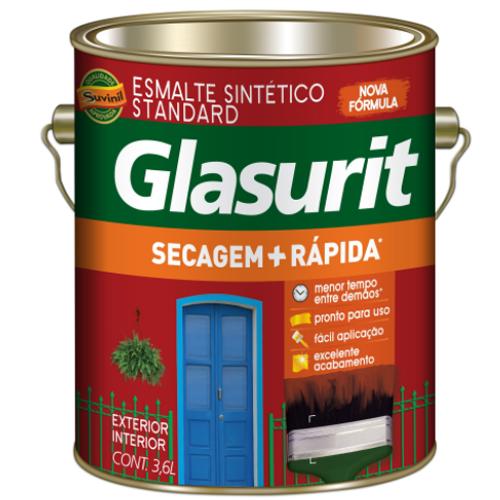 TINTA GLASURIT ESM BRIL. VINHO CHASSIS 3,6L 0203