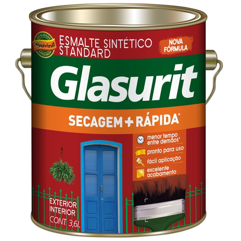 TINTA GLASURIT ESM SINT BRIL TABACO 3,6L 9567