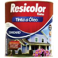 TINTA RESICOLOR OLEO BRILHANTE AMARELO CANARIO 9290 T1