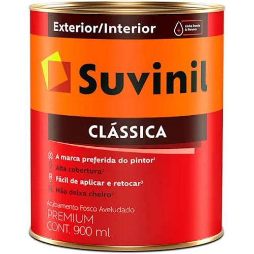 TINTA SUV CLASSICA BRANCO NEVE 0,9 2452