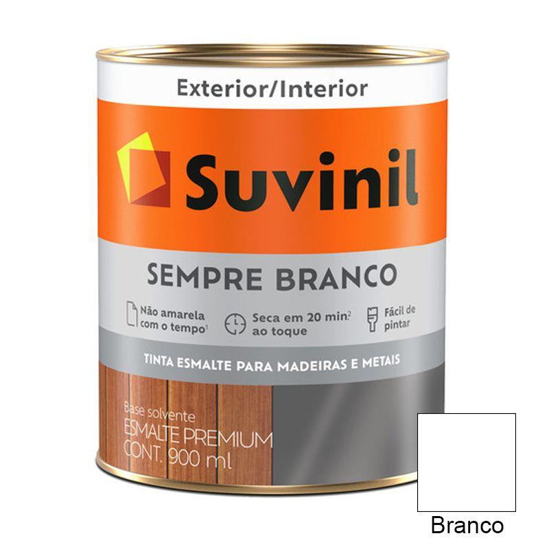 TINTA SUVINIL ESMALTE BRILHO SEMPRE BRANCO 3,6L 9200