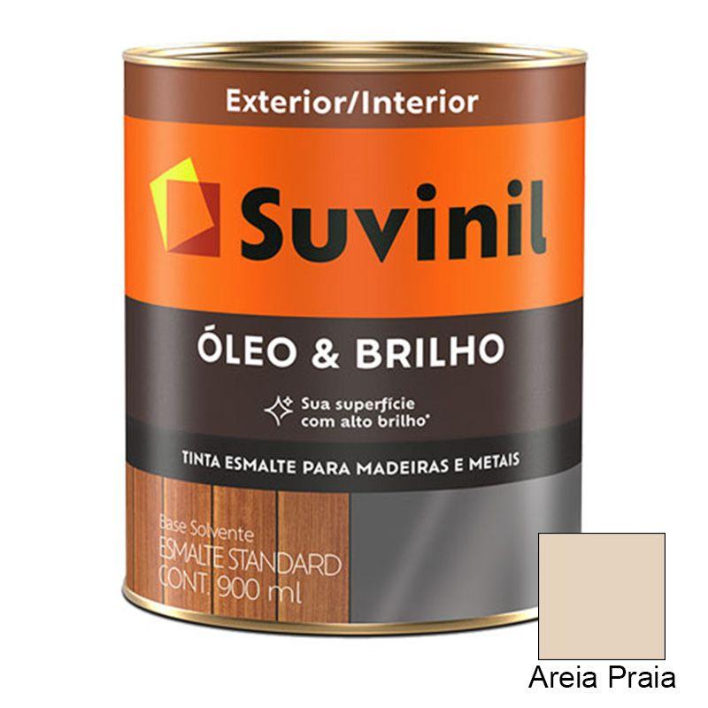 TINTA SUVINIL ÓLEO E BRILHO AREIA PRAIA 900ML