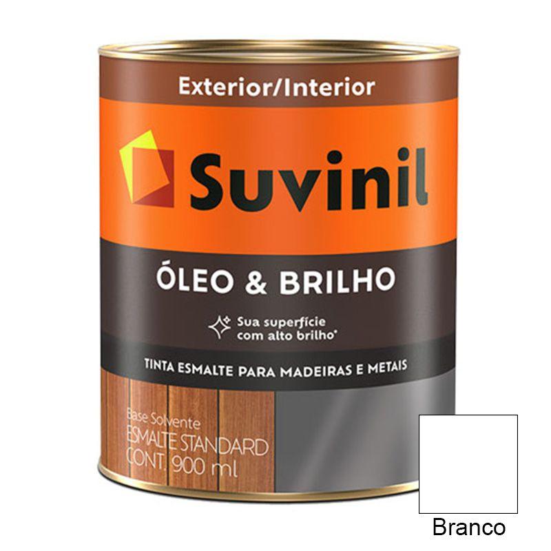 TINTA SUVINIL ÓLEO E BRILHO BRANCO 900ML 4640