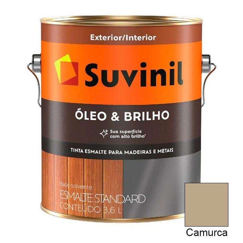 TINTA SUVINIL ÓLEO E BRILHO CAMURCA 3,6L 5435