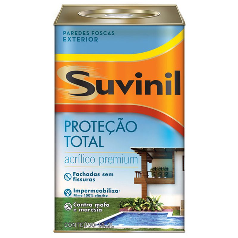 TINTA SUVINIL PROTEÇÃO TOTAL  A2 16L