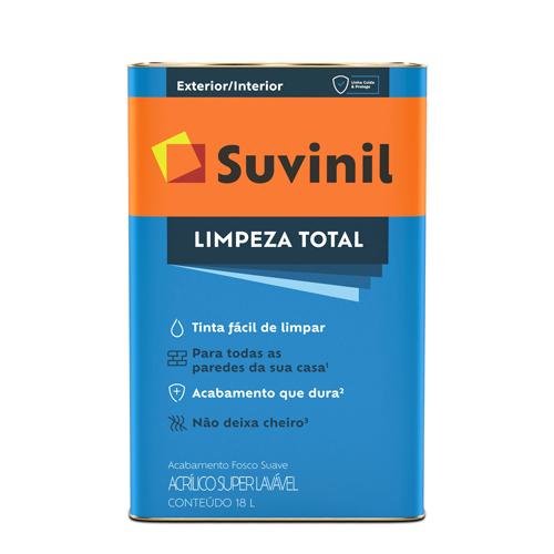 TINTA SUVINIL LIMPEZA TOTAL BRANCO 18L 0960
