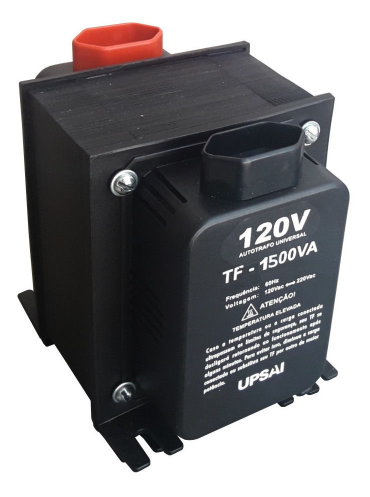 TRANSFORMADOR TF 1500VA 110 220