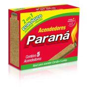 ACENDEDOR PARANA CX COM 5UNID.