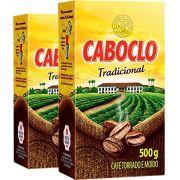 CAFÉ CABOCLO VÁCUO 500G