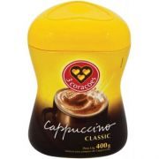 CAPPUCCINO 3 CORACÕES CLASSIC 400G