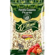 FAROFA CASEIRA PICANTE 300G