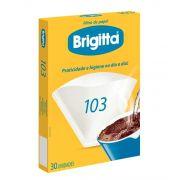 FILTRO PAPEL PARA CAFÉ BRIGITTA 103