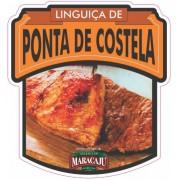 LINGUICA DE MARACAJU PONTA DE COSTELA