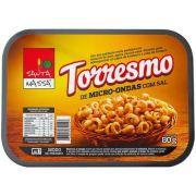 TORRESMO SANTA MASSA MICROONDAS 80G