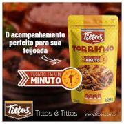 TORRESMO SUINO PARA FRITAR 100G
