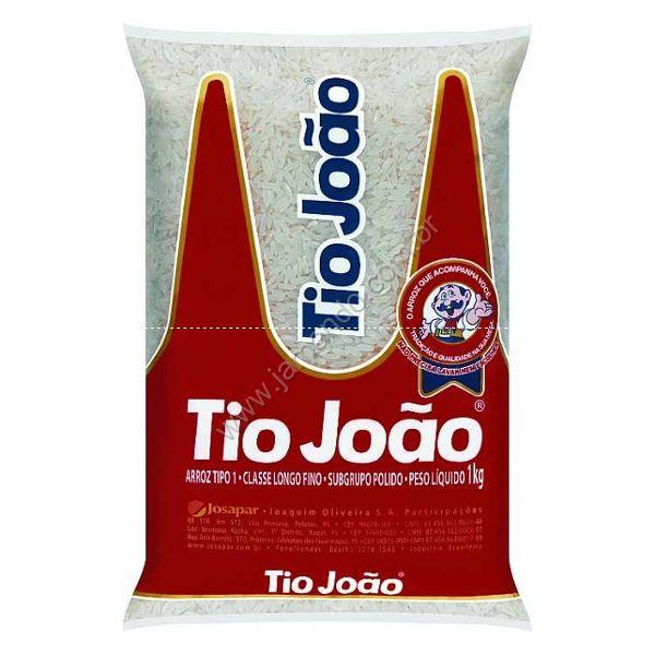 ARROZ TIO JOÃO PCT 1KG