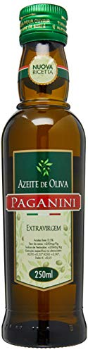 AZEITE EXTRA VIRGEM IT PAGANINI 250ML