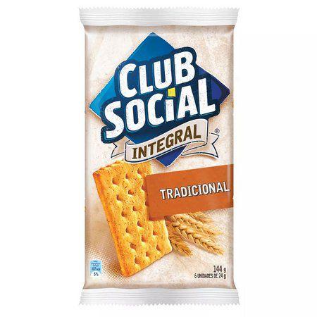 BISC CLUB SOCIAL INTEGRAL 144G