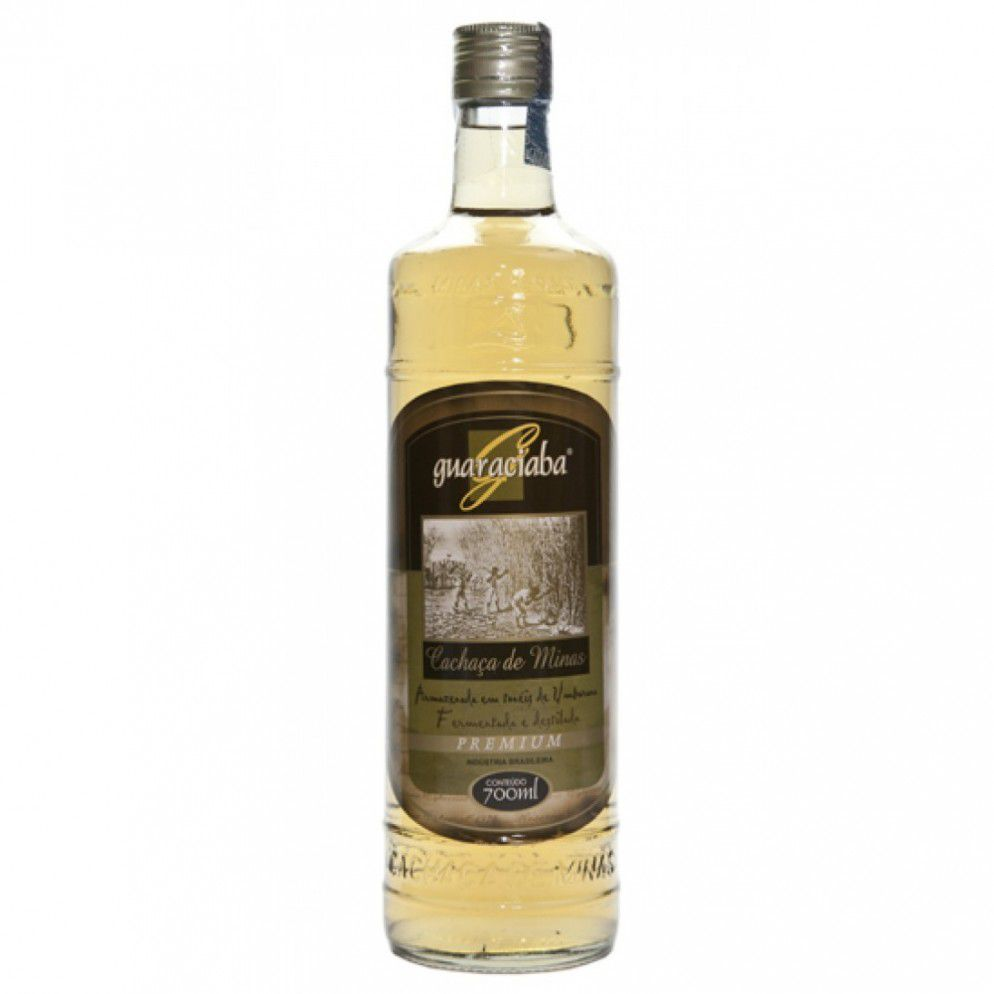 CACHAÇA GUARACIABA PREMIUM 700ML