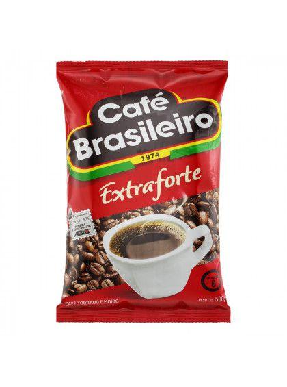 CAFÉ BRASILEIRO SUPER FORTE 500G
